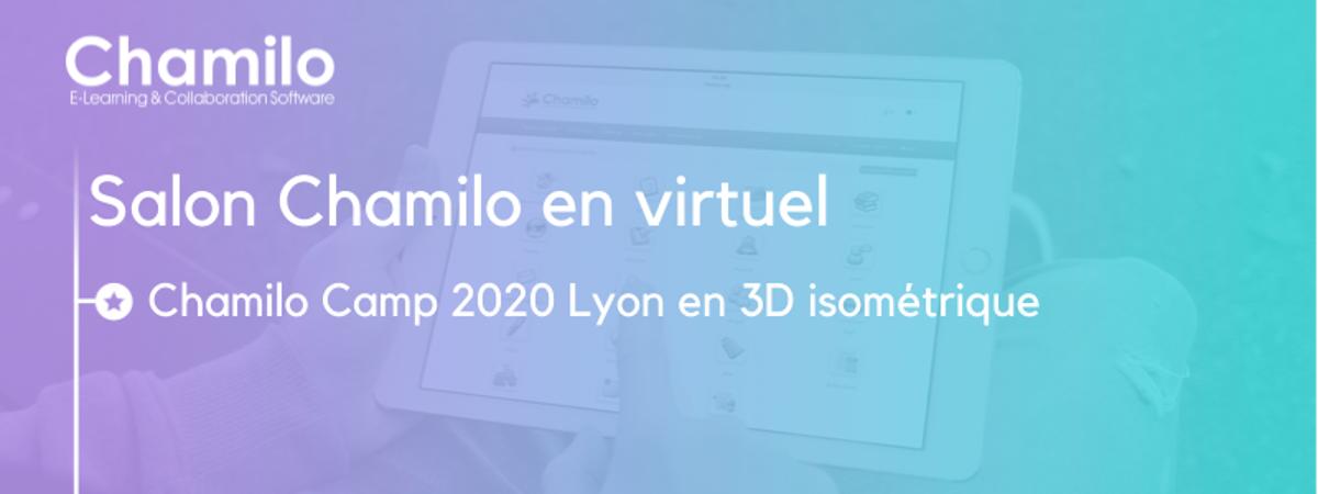 Chamilo Camp Lyon 2020 virtuel