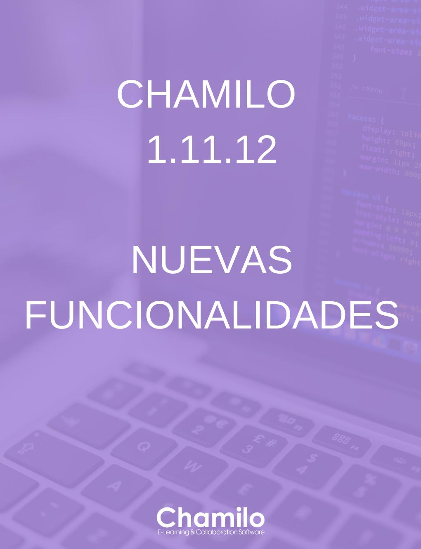 Funcionalidades 1.11.12